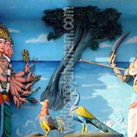 Sathru Samhara Homam