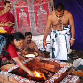 Sri Gayathri Homam