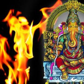 Vaancha Kalpa Ganapathy homam