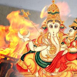 Sri Ucchista Ganapathy Homam