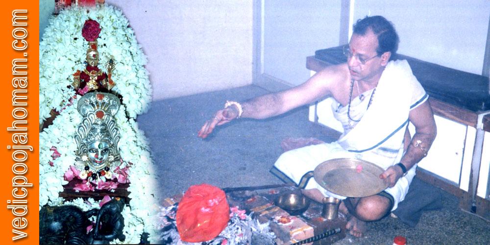 Vedickpoojahomam - Thethiyur V. Mahadevan