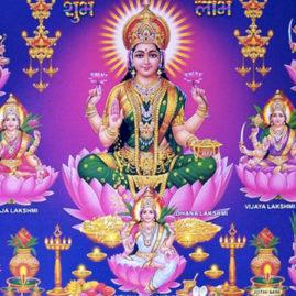 Ashta Lakshmi Pooja