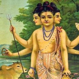 Dattatreya Pooja