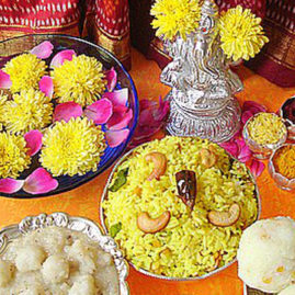 Ganesh Pooja for Education