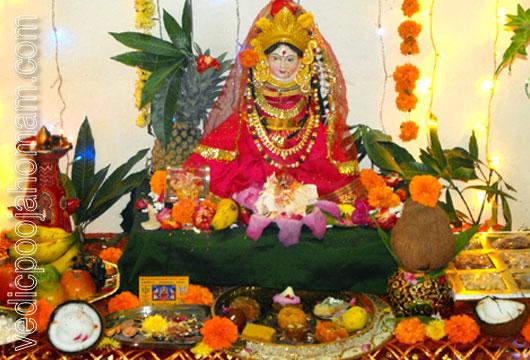 Sri Mahalakshmi Pooja