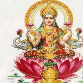 Sri Mahalakshmi Homam