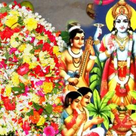 Satyanarayana Pooja/Homam