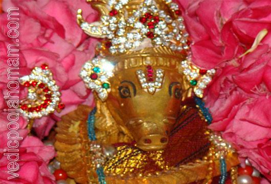 Sri Maha Varahi Homam